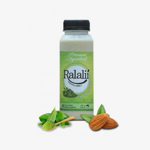 Raw Almond Milk – Greentea Addict